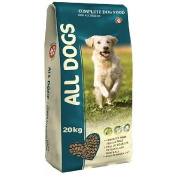 All Dogs / Олл Догс д/соб. взрослых пм, 20 кг