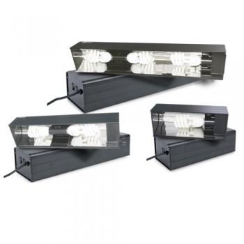 Repti-Zoo / Репти-Зоо AT12 светильник в алюминиевом корпусе 30*12*9см