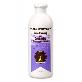 1 All Systems / Олл Системс Super Cleaning&Conditioning Shampoo шампунь суперочищающий 500 мл