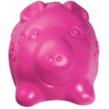Kong / Конг игрушка для собак Tuff 'N Lite свинка большая 10 см