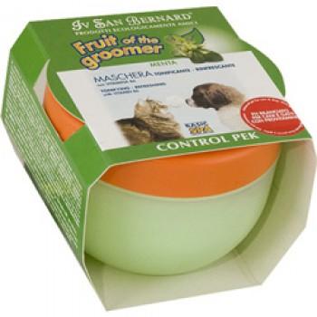 Iv San Bernard / Ив Сан Бернард Fruit of the Grommer Mint Маска Мята с витамином В6 д/собак и кошек для любого типа шерсти 0,25л
