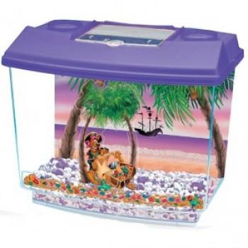 Penn-Plax / Пен-Плакс аквариум детский пластиковый комплект PIRATE 15л