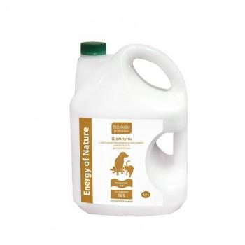 Пчелодар Шампунь питательный с маточным молочком и эластином Концентрат 1:4 5 л