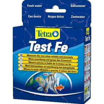 Tetra / Тетра Test Fe тест на железо пресн/море 10 мл