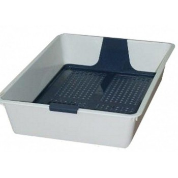 Savic / Савик Туалет для кошек с решеткой 42х30х10 см (1х12) 223