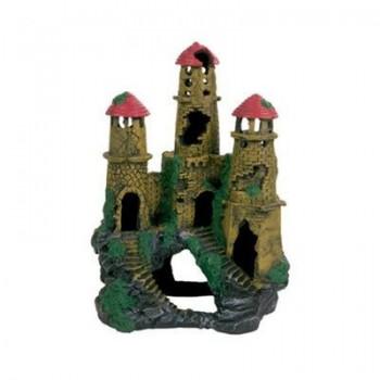 "Trixie / Трикси Грот ""Замок с 3-мя башнями"", пластик 22см 8964"