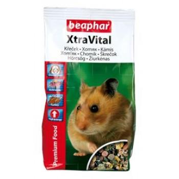 Beaphar / Беафар Корм «Xtra Vital Hamster» д/хомяков, 500г