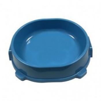 Favorite / Фаворит миска пластиковая нескользящая 0,22л. голубая