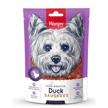 Wanpy Dog лакомство утиные сосиски 100 г (SA-02H)