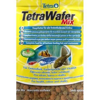 TetraWaferMix / Тетра корм-чипсы для всех донных рыб 15 г (sachet)