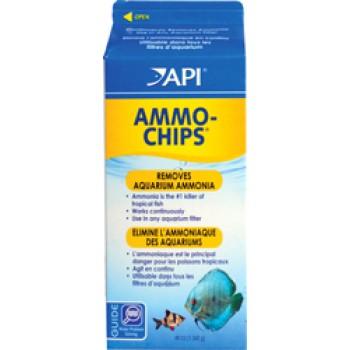 API / АПИ Аммо Чипс - Средство для удаления аммиака из аквариумной воды Ammo-Chips, 737g