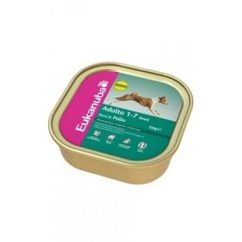 EUKANUBA / Еукануба Dog консервы для взрослых собак с курицей 150 г