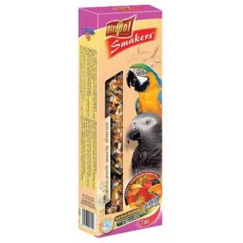 Vitapol / Витапол Smakers XXL с орехами и фруктами для крупных попугаев