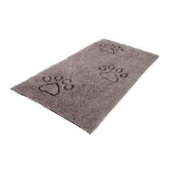 Dog Gone Smart / Дог Гон Смарт коврик универсальный cупервпитывающ.Doormat RUNNER, 76*152 см, серый