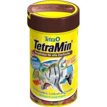 TetraMin / Тетра корм для всех видов рыб в виде хлопьев 100 мл