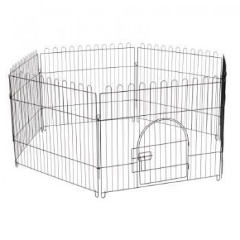 Triol / Триол Клетка-вольер K3 для животных, 6 секций, эмаль, 840*690мм