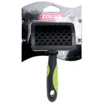 Zolux / Золюкс Щетка резиновая с ручкой малая, S