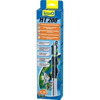 Tetra / Тетра HT 200 терморегулятор 200Bт для аквариумов 225-300 л
