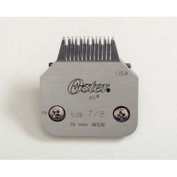 """Oster / Остер ножевой блок для A5, А6 Cryogen-X №7/8"""" 0,8 мм"""