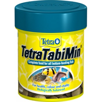 TetraTabletsTabiMin / Тетра корм для всех видов донных рыб 120 таб.