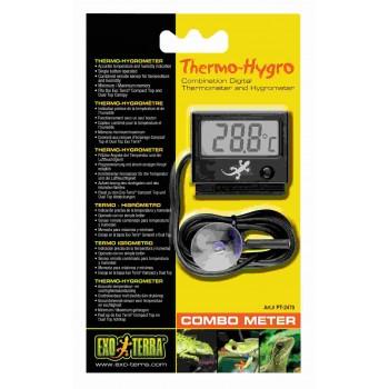Hagen / Хаген термометр+гигрометр электронный