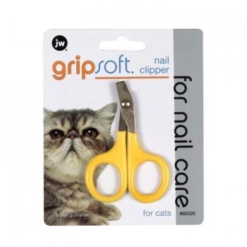 JW Когтерез для кошек Grip Soft Nail Clipper (65026)