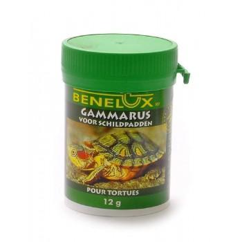 Benelux / Бенелюкс Сушеный гаммарус, корм для черепах 461006