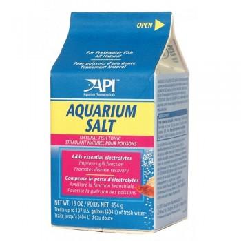 API / АПИ аквариум Солт - Аквариумная соль Aquarium Salt, 454g