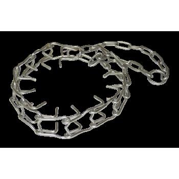 Зооник 8012 Ошейник строгий проволочный, сварная цепь 4мм (ТМ-3203)