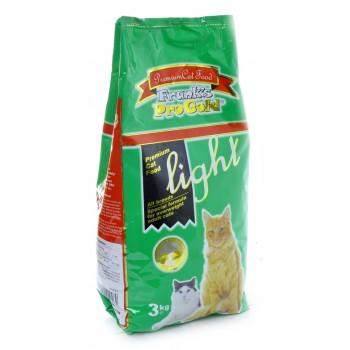 Frank's ProGold / Франкс ПроГолд для кошек, склонных к полноте (Light 29/12) 3 кг