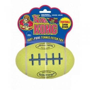"""Kong / Конг игрушка для собак Air """"Регби"""" средняя 14 см"""