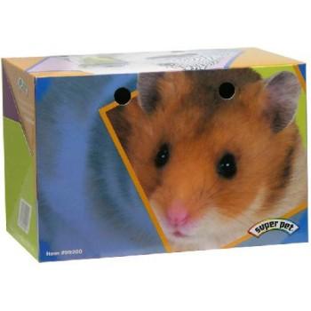 "Super Pet Переноска ""Т-Н В"" д/грыз., картон, 15,2х10,2х10,2 см 99200/1"