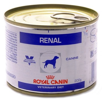 Royal Canin / Роял Канин Ренал (канин) 0,2 кг