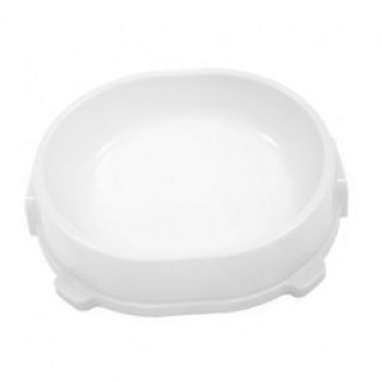 Favorite / Фаворит миска пластиковая нескользящая 0,22л. серая