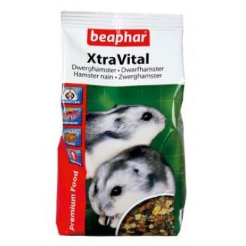 Beaphar / Беафар Корм «Xtra Vital Dwarf Hamster» д/мелких грызунов, 500г