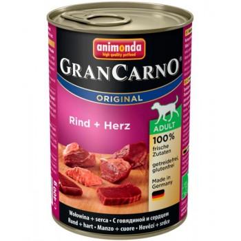 Animonda Cran Carno Original Adult конс. 400г - с говядиной и сердцем для взрослых собак 82731