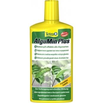 Tetra / Тетра AlguMin Plus профилактическое средство против водорослей 500 мл