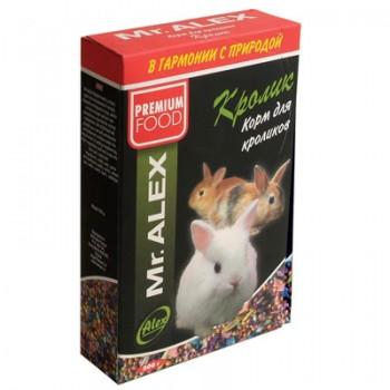 "Mr. Alex / Мр. Алекс корм для кроликов ""Кролик"" 500 гр"