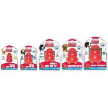 Kong / Конг Classic игрушка для собак средняя 8 см