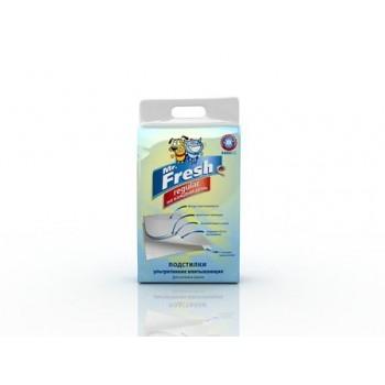 Mr.Fresh / М.Фреш Regular 90х60 Пеленки д/ежедневного применения 16шт