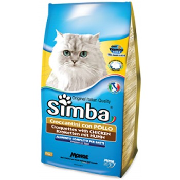 Simba / Симба Cat корм для кошек с курицей 400 г