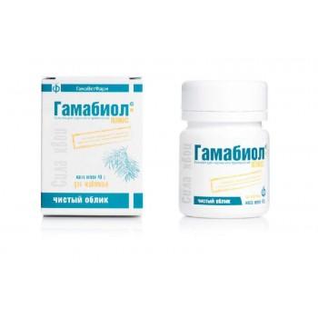 Бальзам Гамабиол Плюс лечение заболеваний кожи 40г