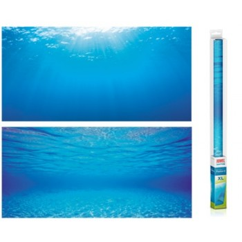 Juwel / Ювель Фон-пленка Juwel Poster голубая вода 150х60см