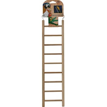 Penn-Plax / Пен-Плакс Игрушка для птиц Лесенка 9 ступеней 39х9,5см (1х12) ВА115