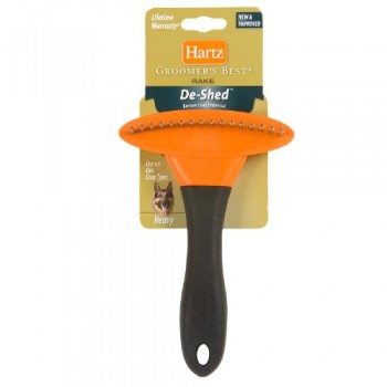 Hartz / Хартц Расческа-грабли, для собак и кошек Pet Grooming Rake