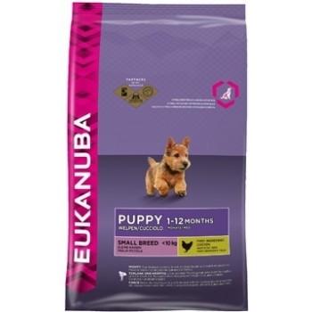EUKANUBA / Еукануба Dog корм для щенков всех пород ягненок 1 кг