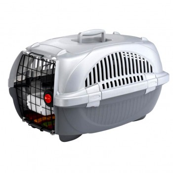 Ferplast / Ферпласт Контейнер-переноска ATLAS DELUXЕ 20 д/кошек и мелких собак 57,6*37,4*33/3