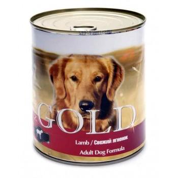 "Nero Gold / Неро Голд для собак ""Свежий ягненок"" 0,81 кг"