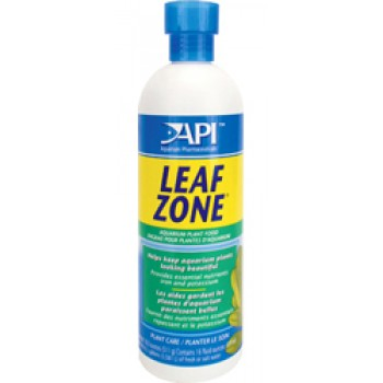 API / АПИ Лайф Зон - Удобрение для аквариумных растений Leaf Zone, 237 ml