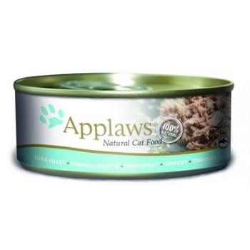 Applaws / Эпплаус Консервы для кошек с филе Тунца 0,156 кг